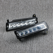 A1649060251 A1649060151 Front Drl Led Daytime Running Light LED Fog Light For Mercedes W164 X164 X204 ML350 ML450 GL450 GLK350 цена
