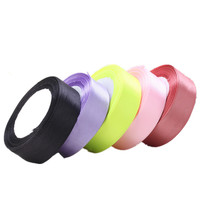 3 Cm 50 Yards Single Polyester Ribbon Packing Bows Accessories Wholesale Clothing Accessories Wedding Ribbon