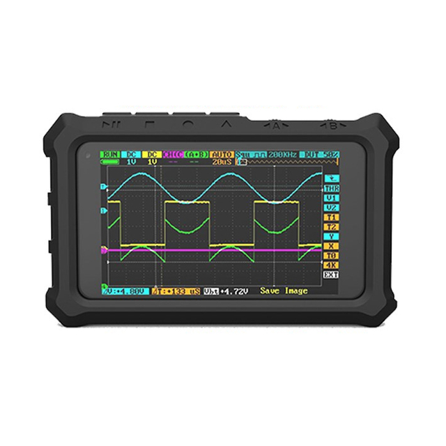 New Arrival SC213 Protective Rubber Case For DS213 DSO213 DS203 DSO230 Oscilloscope