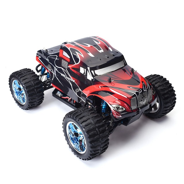 RC Car 1/10 Scale 4wd Brushless Off Road Monster Truck