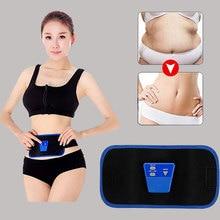 Arm Leg Abdominal Waist Massage Fitness Exercise Belt Body Vibration Slimming Machine Belly Fat Loss Massage Body Shaper Women