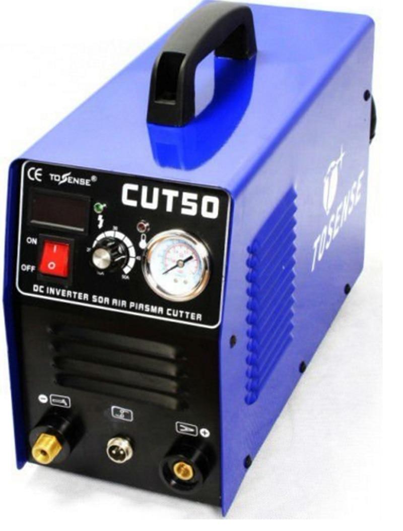 Coupeur de Plasma de CNC pour la découpeuse de Plasma de station de soudure CUT50 CNC machine de fer à souder 220 V