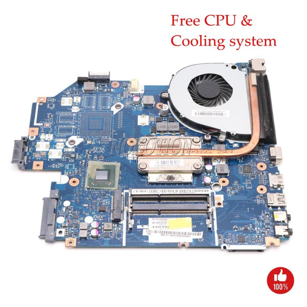 NOKOTION Q5WV1 LA 7912P Laptop motherboard For Acer V3 571 E1 571G NBC1F11001 NB C1F11 001