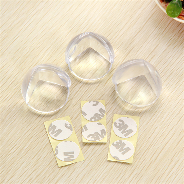10 Pcs EU 2 Hole Sockets Cover Plugs Baby Electric Sockets Outlet Plug & Baby Safety Silicone Table Corner Edge Protection