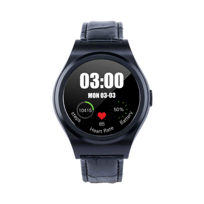 ФОТО Excellent Quality Wearable Devices TR-01 Smart Watch Electronics Wristwatch For ISO Android Smartphone Smartwatches