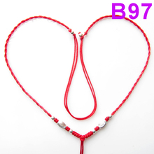 B97 Classic Necklace have silver gold rose color to choose heart necklace