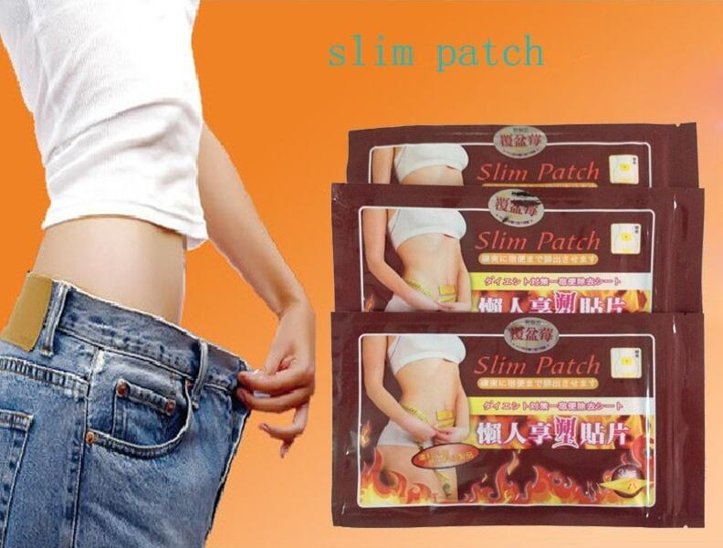 Wholesale 10pcs/packet Loss Burning Fat Slimming Cream Health Care Slimming Navel Stick Slim Patch Lose Weight 2017 Hot sale !!!