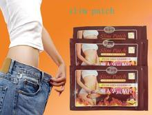 Wholesale 10pcs/packet Loss Burning Fat Slimming Cream Health Care Slimming Navel Stick Slim Patch Lose Weight