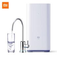 XIAOMI Electric Water Purifier Kitchen Tap Kitchen Water Purifying Machine Reverse Osmosis Filtration Pure Water Direct