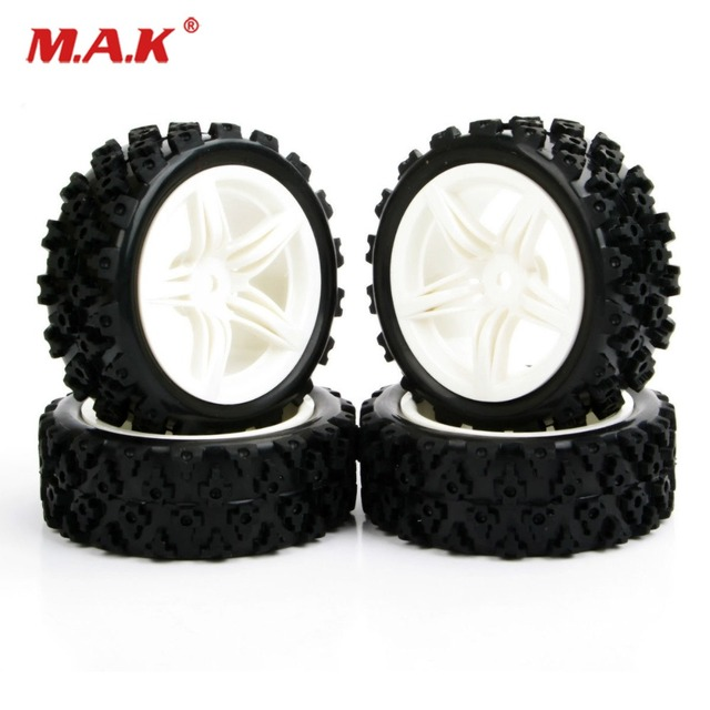 Cheap Car Tires >> Cheap Online Rc 1 10 Buggy Off Road Car Tires Front Rear Tyre Wheel