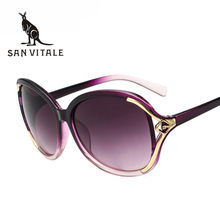 6a327ed0f76bd Women Sunglasses Womens Rimless Gafas De Sol Mujer Black Luxury Rihanna  Vintage Brand Designer Oversized Cat Eye High Quality