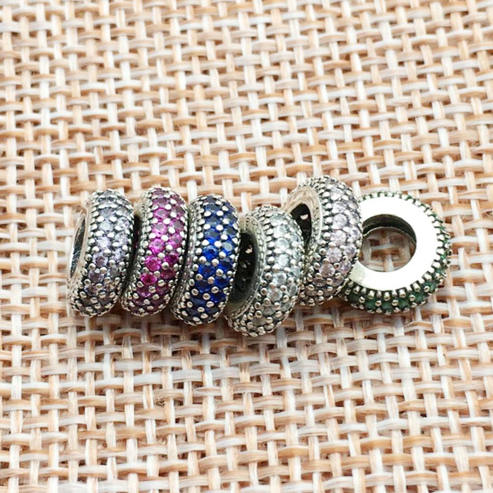 fit pandora charms original bracelet spacer charm 925. Black Bedroom Furniture Sets. Home Design Ideas
