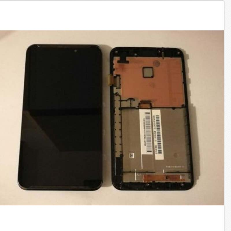 For Asus Fonepad Note 6 FHD6 ME560CG ME560 K00G LCD Screen Display with Frame Panel Touch