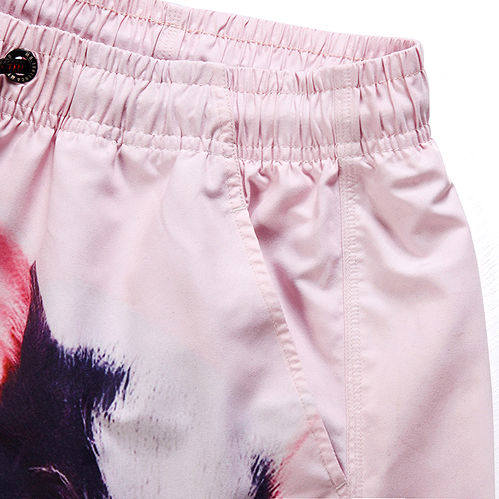 Fashion Casual Homewear Hybird Shorts AIMPACT AM2118 (9)