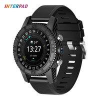 Новые Interpad 4 г gps WI FI Смарт часы 1 ГБ + 16 ГБ с Камера 400*400 AMOLED Smartwatch поддержка sim карта для Xiaomi huawei часы