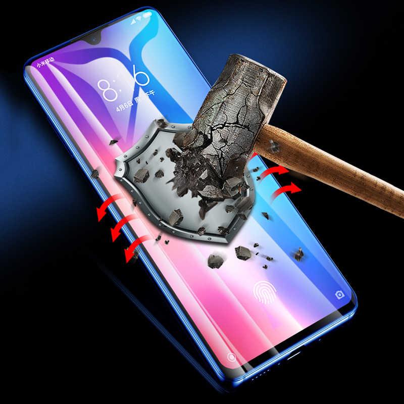 1 pcs/2 pcs Dustproof מגן מסך מגן עבור Xiaomi mi9 אנטי-טביעת אצבע מזג זכוכית ברור פרימיום HD מול סרט