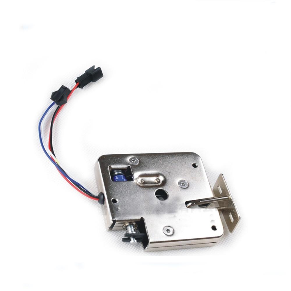Free shipping DIY Silver Metal DC24V Electronic control Cabinet Locks Intelligent Cabinet Lock новый 8 дюймовый планшетный пк teclast p80h mtk8163 quad core 1280x800 ips android 5 1 dual 2 4g 5g wifi hdmi gps