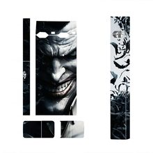 The Joker Batman Superman Sticker Vape Cover Stickers Suitable For JUUL 2.5D Stereo Film Skin 3M Adhesive for JUUL Skin Sticker(China)