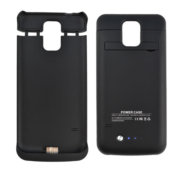 4200 mah recarregável externa backup carregador de bateria power bank powerbank caso capa fundas para samsung galaxy s5 s6 s7 edge