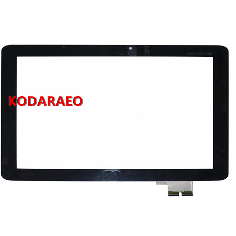 For Acer Iconia Tab A510 A511 Tablet PC Touch Screen Digitizer Panel Replace Part free shipping original new 10 1 tablet pc for acer iconia tab a500 a501 touch screen digitizer panel parts replacement with free shipping