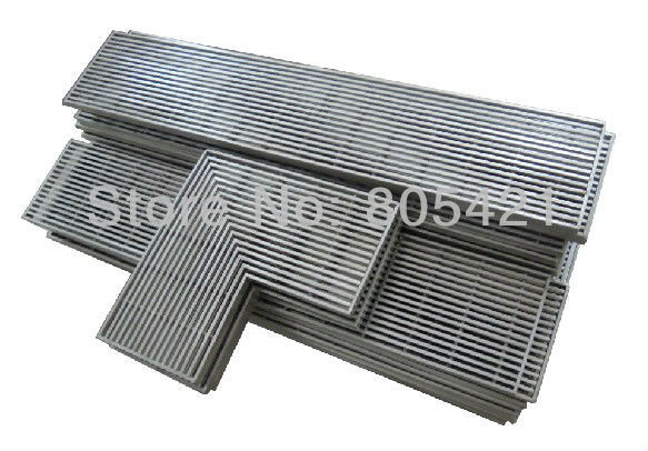 Stainless Steel Trench Cover Drain Cover Swimming Pool
