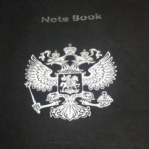 Image 5 - Rusya federasyonu ulusal amblemi arması rusya nikel kartal Metal çıkartmalar çıkartması Laptop Notebook telefon Sticker