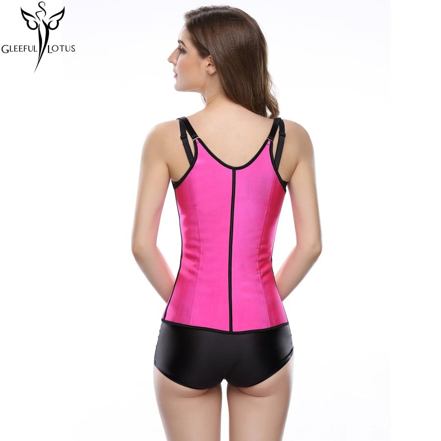 89f1f41dc1977 waist cincher latex Waist Trainer Corsets rubber slimming sheath belly body  shaper women bodysuit shape wear modeling strap -in Waist Cinchers from ...