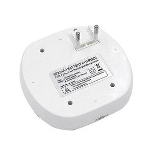 Image 4 - Larryjoe Super Quick Power 4 Slots 9V Battery Charger for 9V 6F22 Battery