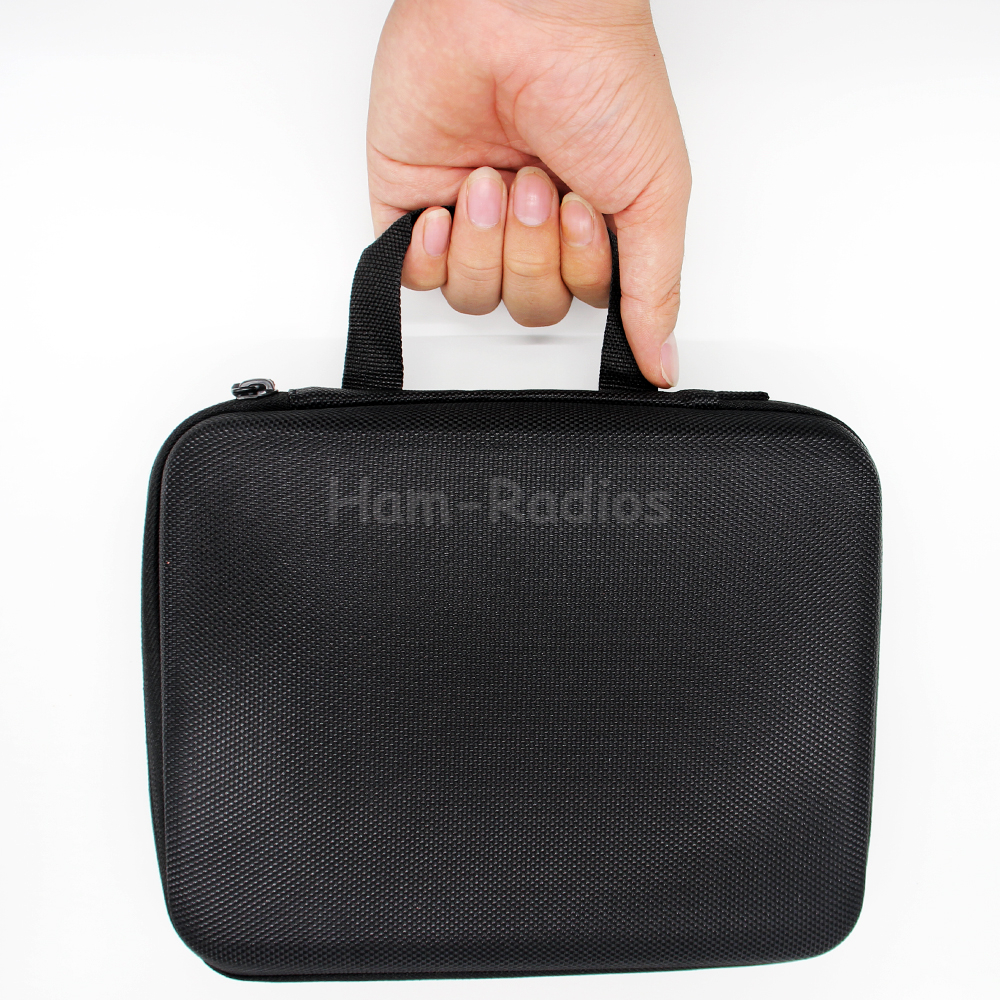 2PCS Two Way Radio Handy Carry Bag Carring Case For Baofeng UV-5R 5RA 5RB 5RE TYT TH-F8 Walkie Talkie Case Bag Holder