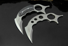 United karambit knife hunting knives Fighting tactical survival fixed knife camping self defense military knife camping tools