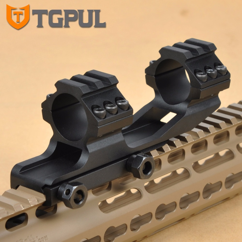 Creatively Cool Dual Cantilevered House In Peru: ���TGPUL Tactical 25.4mm ��� 30mm 30mm Dual Ring Cantilever Heavy ��� Duty Duty Scope Mount / Quick