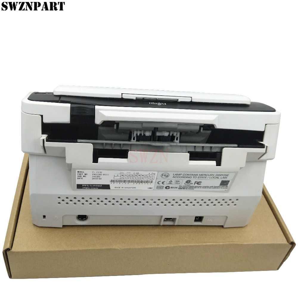 Document Scanner Fujitsu fi-6130 fi 6130 FI6130 USB Color 2-sided Duplex  Scanner PA03540-B055 Complete