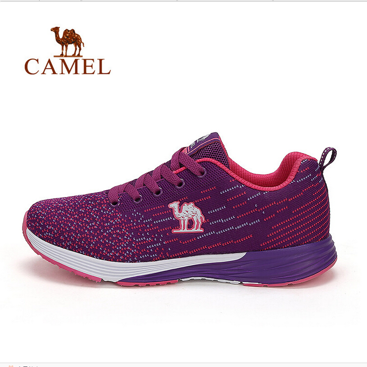 Camel Women's Outdoor Shoes Light Weight Running Shoes Durable Female Sport Shoes A61397626 camel shoes 2016 women outdoor running shoes new design sport shoes a61397620