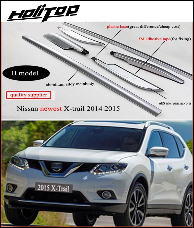 багажник на крышу / рейка для Nissan X-trail - Автозапчасти - Фотография 3