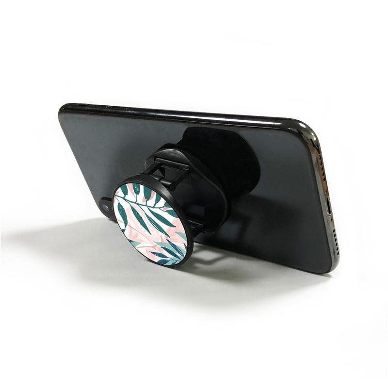 Phone Stand Holders For iPhone Samsung Love Heart Stars Foldable Universal Finger Ring Holder