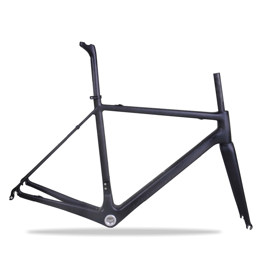 MIRACLE Carbon Road Frame Toray t700 Chinese 700c Carbon Bike Frame Bicycle frame gemany style oem carbon road bike frame toray t800 carbon road bicycle frame on sale ems free shipping