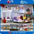 4 m limpar bolha tenda para venda/bela tenda bolha inflável