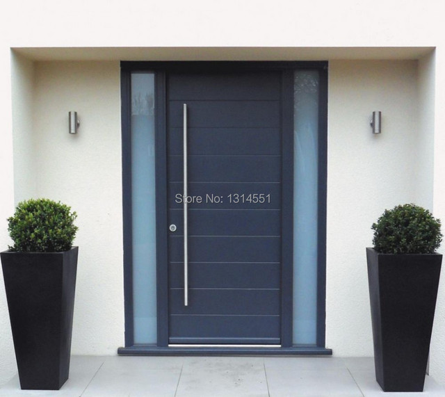 Belle 70 Inches 1800mm Modern Stainless Steel Sus304 Entrance