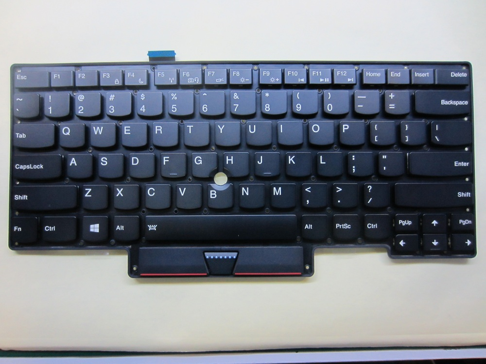 все цены на Genuine NEW Original Backlit Keyboard for Lenovo Thinkpad X1C X1 Carbon US Black 04Y0786 0C02177 онлайн