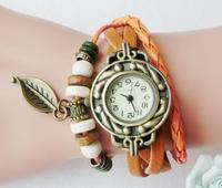 Multicolor-High-Quality-Women-Genuine-Leather-Watch-Bracelet-1