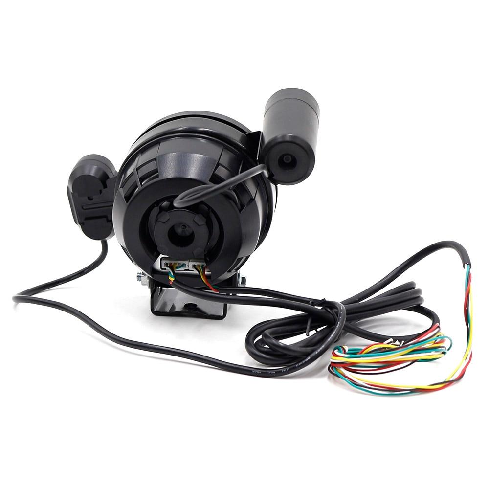 Image 4 - CNSPEED 80mm Racing Car Rpm Tachometer Gauge With Warning light Auto car Gauge/Car Meter/Black Face Tachometer Gauge xs101146-in Tachometers from Automobiles & Motorcycles