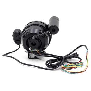 Image 4 - CNSPEED 80mm Racing Car Rpm Tachometer Gauge With Warning light Auto car Gauge/Car Meter/Black Face Tachometer Gauge xs101146