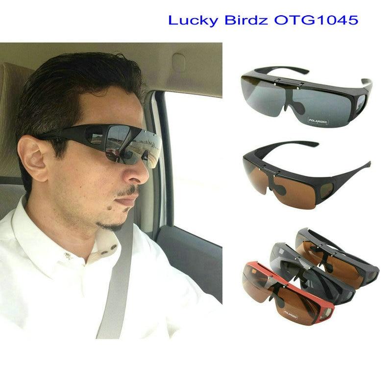 73290f9f902 6pcs Fit Over Glasses Polaroid Sunglasses Flip Up Unisex fishing golf  Polarized anteojos Gafas de Sol lunettes lentes oculos-in Sunglasses from  Apparel ...