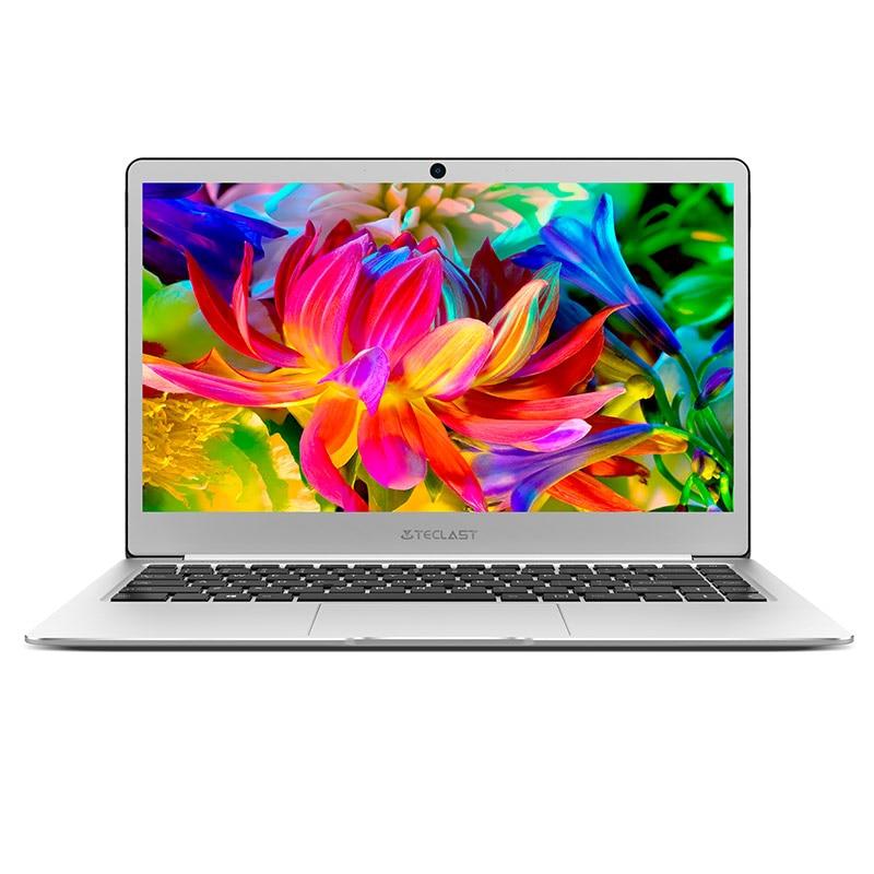 Date Teclast F7 Notebook14.1 pouces Windows 10 Home English Version Intel Celeron N3450