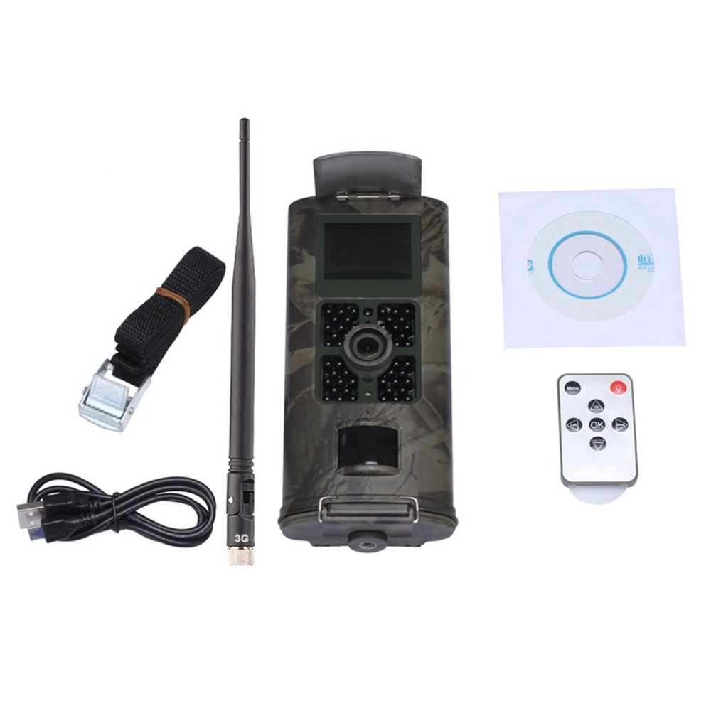 Hunting Camera 3G HC700G Newest Suntek HD 16MP Trail Camera 3G GPRS MMS SMTP SMS 1080P Night Vision 940nm Photo traps camera hunting camera 3g hc700g newest suntek hd 16mp trail camera 3g gprs mms smtp sms 1080p night vision 940nm photo traps camera