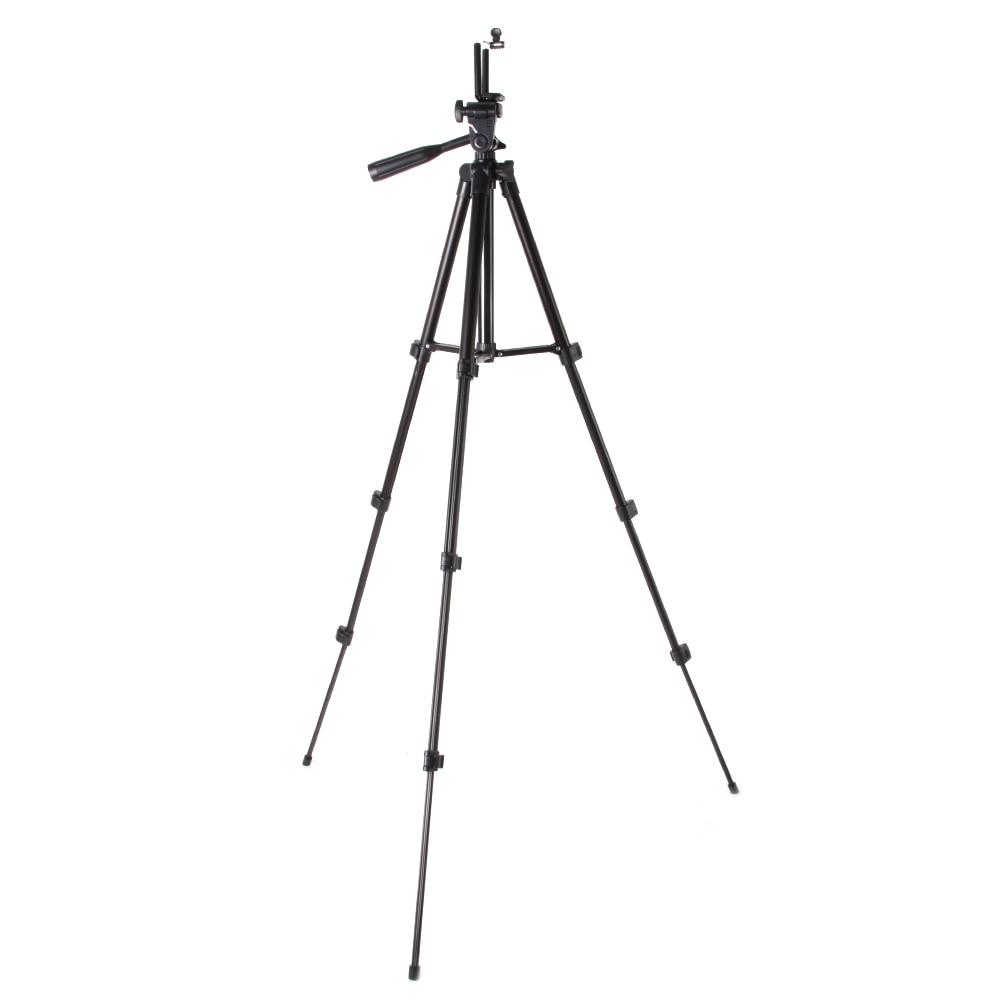 Pieds portables professionnels trépied Flexible en Aluminium pour Canon Nikon appareil photo Sony Pantex caméscope DV DSLR - 5
