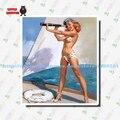 D19-390 Sexy bikini girl Sticker Notebook/refrigerador/monopatín/trolley/mochila/Tablas/etiqueta engomada del libro etiqueta engomada DEL PVC