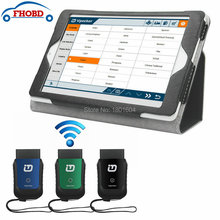 Vpecker EasyDiag Wifi Function as X431 Idiag Via OBD2 Support Almost All Cars Work on Windows 10 Tablet