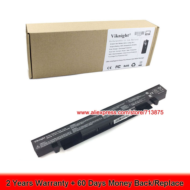 все цены на 14.4V 2200mAh X550B Laptop Battery for Asus X550C X550CC X550D X550LA X550V A41-X550A A41X550A онлайн