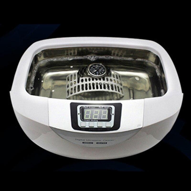 Mini Digital Ultrasonic Cleaner LED Ultrasonic Washing Machine Ultrasonic Bath Ultrasonic Cleaner Cleaning Machine professional mini ultrasonic cleaner 220v